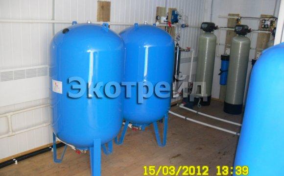 Элемент системы водоснабжения