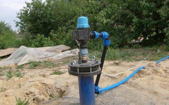 Бурение скважин для воды на